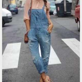 Zara Brand New Overalls