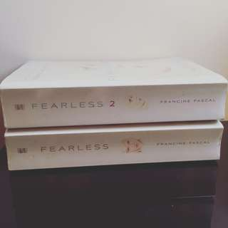 Fearless 1 & 2 ON SALE