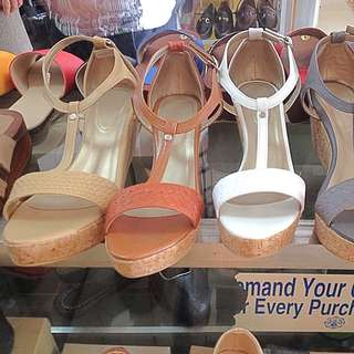 Sandals And Wedges