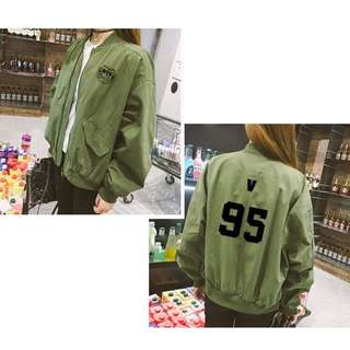 BTS JUMPER JACKET