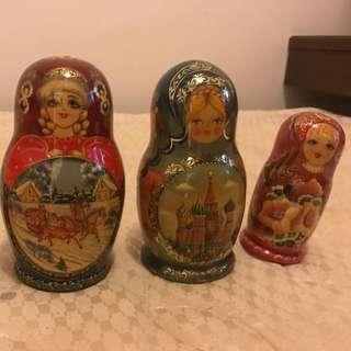 俄羅斯娃娃