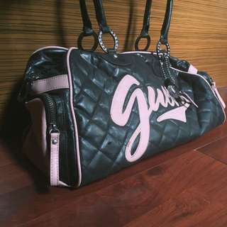 Guess Duffle Bag - Tas Duffle Guess