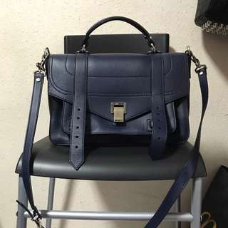 #IDoTrades Proenza Schouler PS1+ Medium Satchel