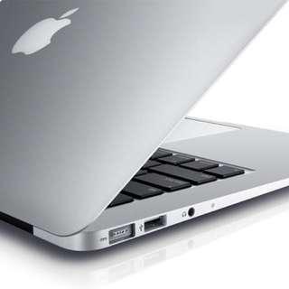 MacBook Air // Late 2011 Edition