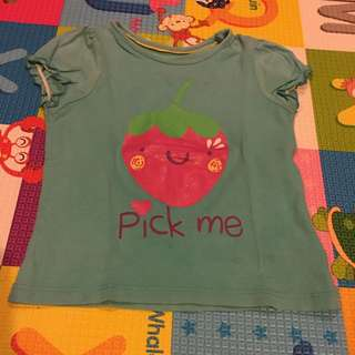 Kaos Anak Merk Mothercare