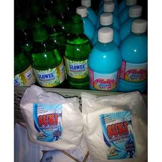 Diswashing/Laundry Soap