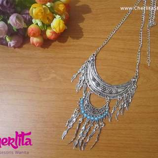Kalung Fashion Cantik Siap Pesta