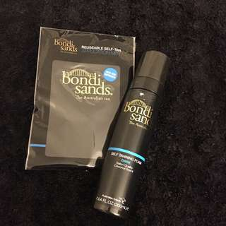 BONDI SANDS DARK FOAM