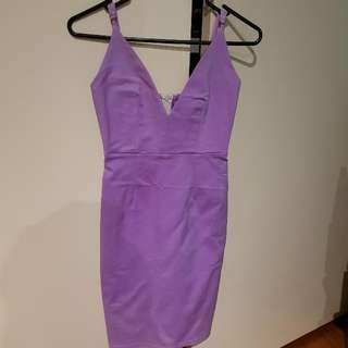 baby purple dress