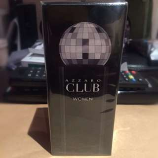 Azaro Club Women Perfume