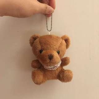小熊 玩偶 吊飾