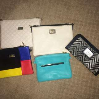 Colette Brand Bags And Clutch