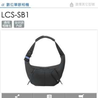 Sony原廠相機攝影機 斜背包