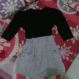 #Jatuh Harga !!! Dress Batik 😍