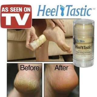 [READY STOCKS] Smooth the heel! Heel Tastic / Heel + Elbow +  Foot Massage Cream.👌👌👌
