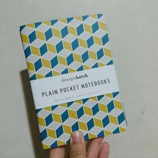 Cute Patterned Notebooks