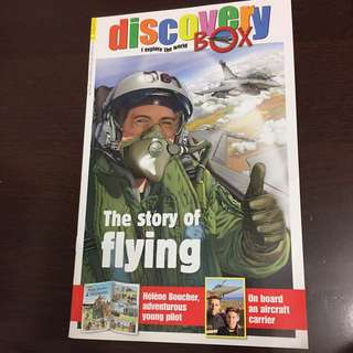 The Story Of Flying - Discovery Box