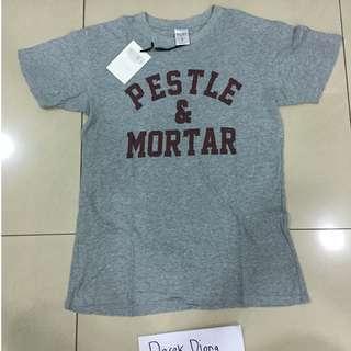 """Pestle & Mortar Athletic Tee """"Melange"""""""