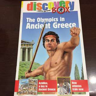 The Olympics In Ancient Greece - Discovery Box