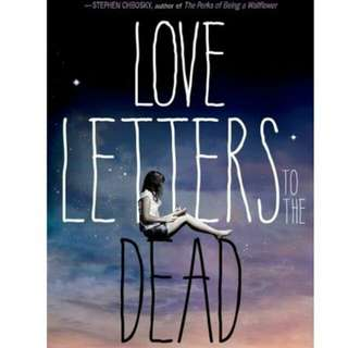 Looking For LOVE LETTERS TO THE DEAD