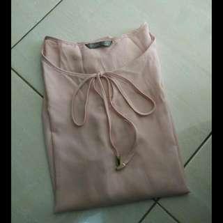 [REPRICE] Top Blouse Pink