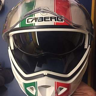 CABERG DUKE Helmet Made in Italy