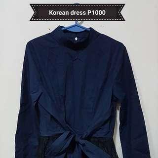Brand New Korean Dress