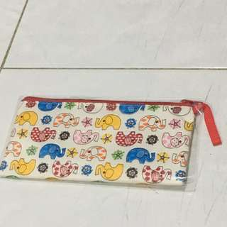 Elephant Cute Pouch