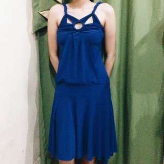 SALE! Voila Blue Dress from USA