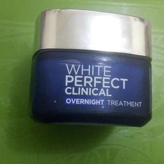 LOREAL White Perfect Clinical OVER NIGHT