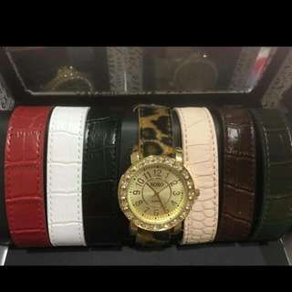 Authentic XoXo Watches (clearance sale)