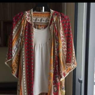 Bohemian Cardigan Outerwear