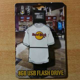 Hard Rock Cafe 8GB USB 2.0 Flash Drive