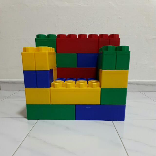 24pc Jumbo Blocks
