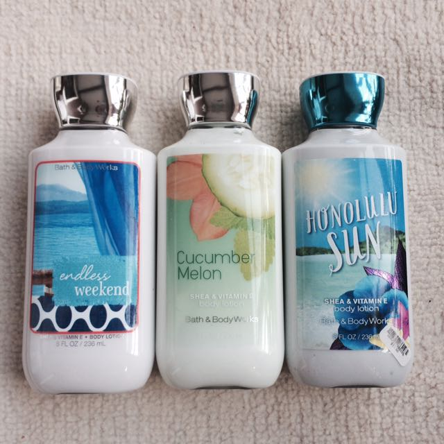 3 In 1 Bath And Body Works