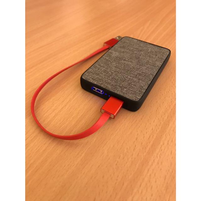 5000mAh Portable Charger