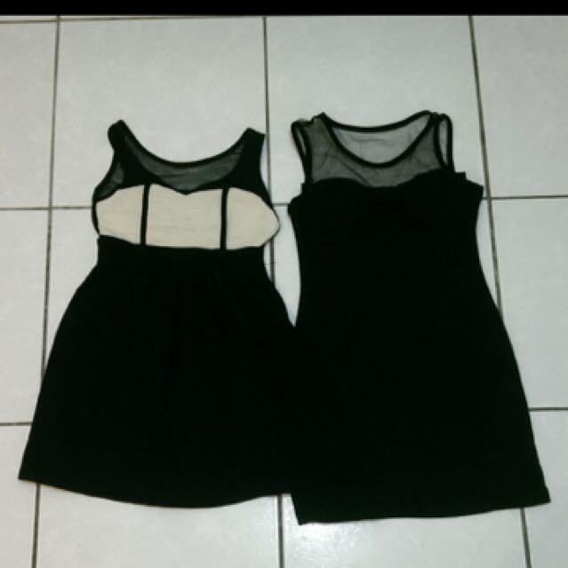 兩件合售 小洋裝禮服