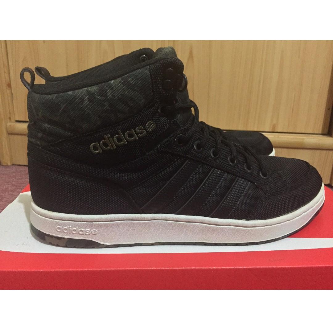 adidas 休閒鞋 鞋身帆布 US11 北市自取1300