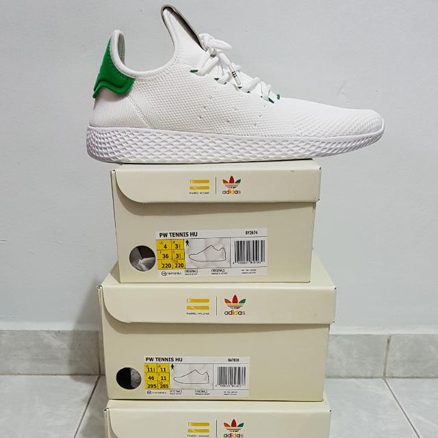 6d7d6ec5bdea8 BNIB  Adidas Originals x Pharrell Williams Tennis HU