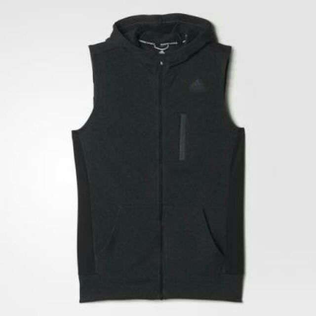 Adidas Running Fleece Vest Climalite