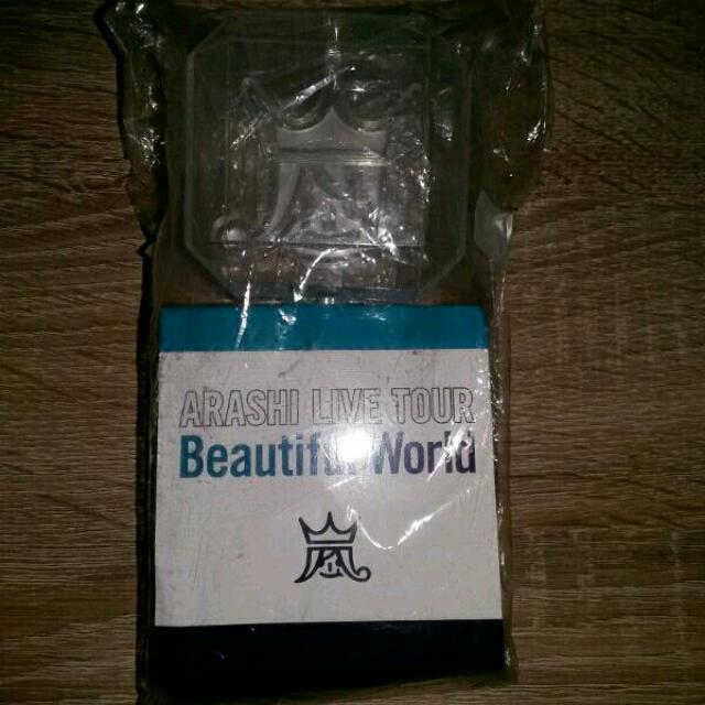 Arashi Beautiful World Tour 2011 Penlight