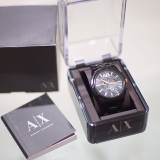 Armani Exchange Men Watch