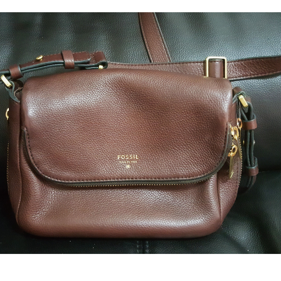 Authentic Fossil Crossbody Bag