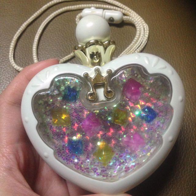 有聲音❗️可議價❗️絕版BANDAI萬代正版小魔女DoRiMi 第四代 香水轉換器 變身器👧🏻💕