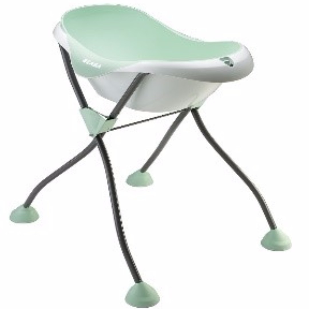 Beaba Cameleo Baby Bathtub, Folding Support and Transatdo Bath ...