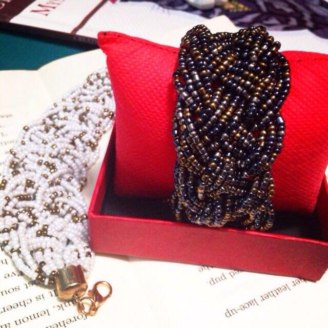 Beaded Summer Bracelet
