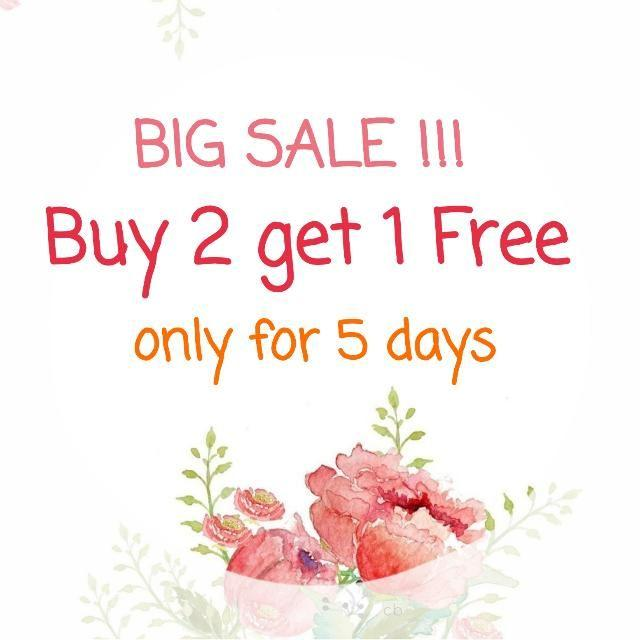 BIG SALE ALL MUST GONE !!