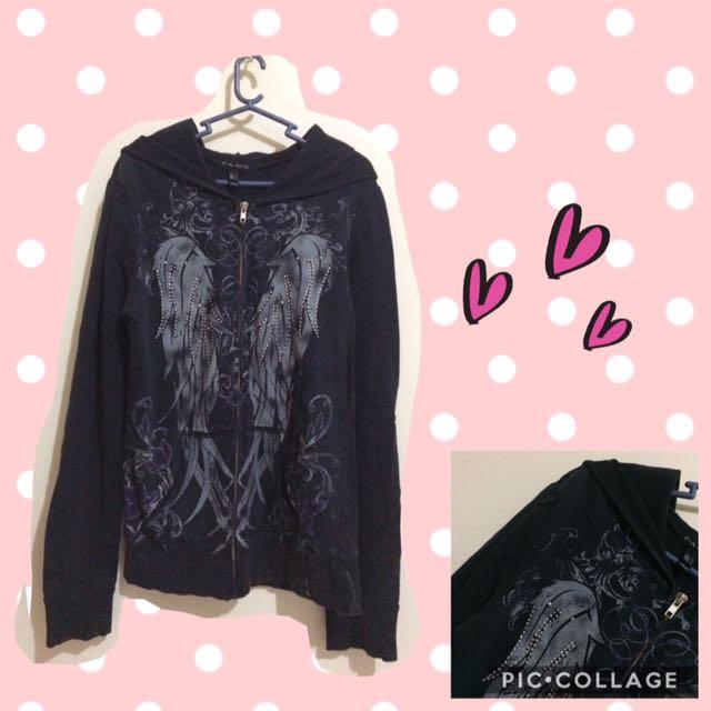 REPRICED!! Black Rock hoodie