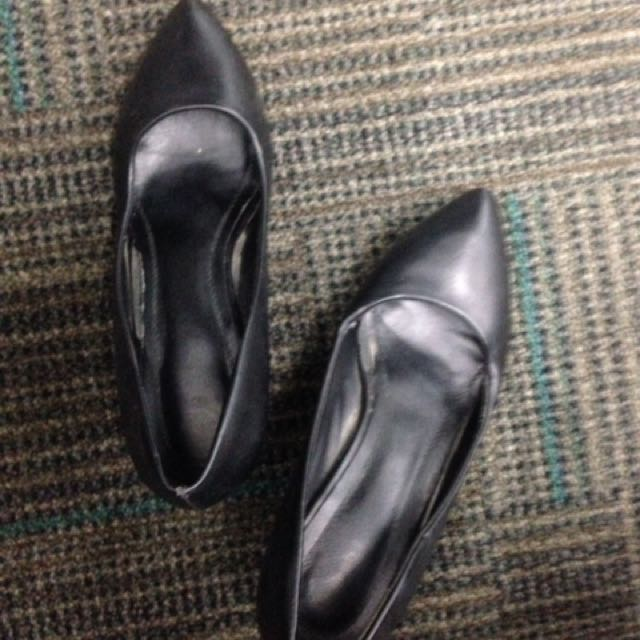 Black Women's Pumps / Formal Shoes
