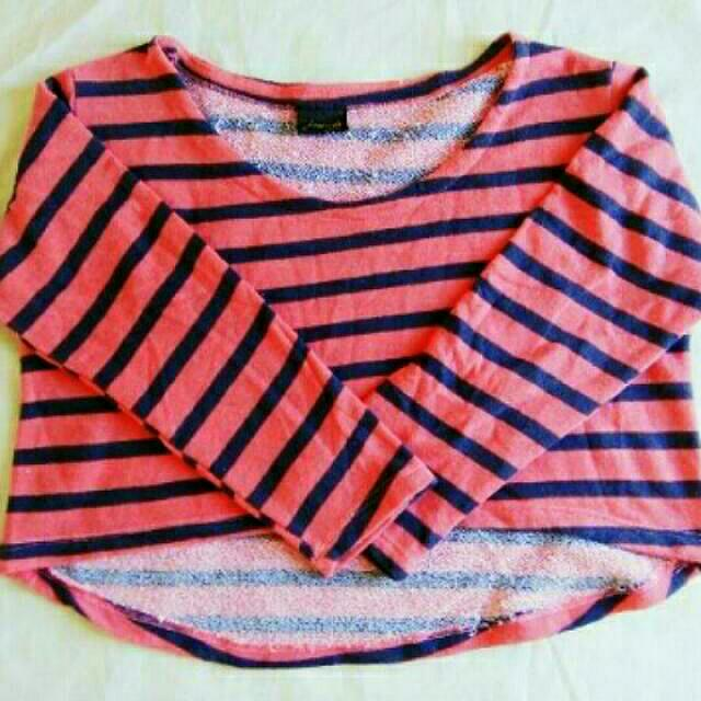 Blue And Pink Stripes (Jewels)